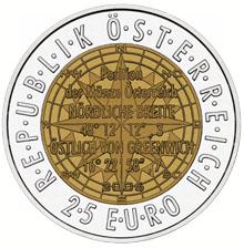 25 Euro, Europejski satelita nawigacyjny, 2006