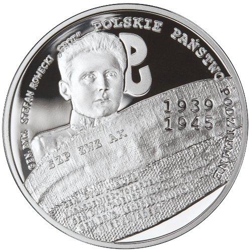 10 zł, 70. rocznica utworzenia Polskiego Państwa Podziemnego, 2009