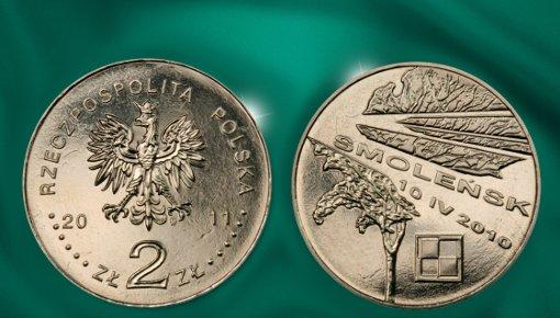 Smoleńsk - pamięci ofiar 10.04.2010 r.
