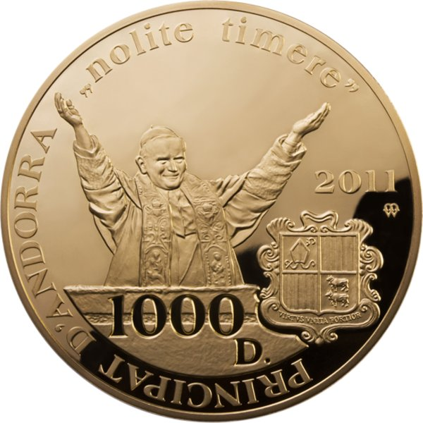 Błogosławiony Papież Jan Paweł II (1920-2005)