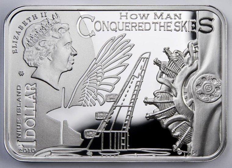 Ikar Jak człowiek zdobywał przestworza How Man Conquered The Skies