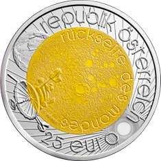 25 Euro, Międzynarodowy Rok Astronomii, 2009
