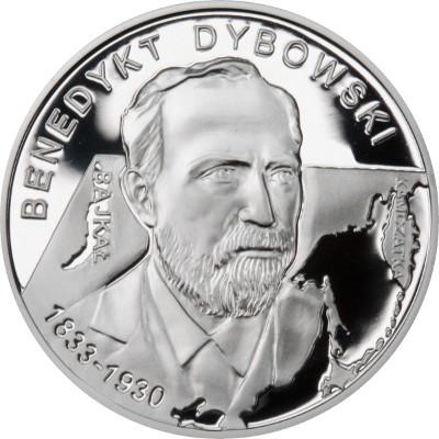 Polscy podróżnicy i badacze - Benedykt Dybowski