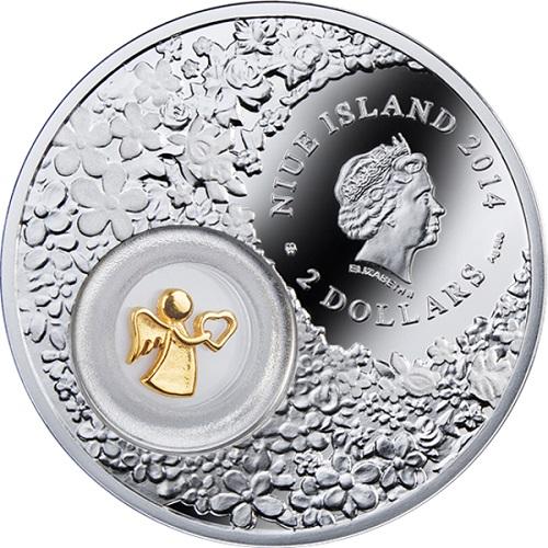Anioł moneta