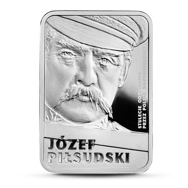 Piłsudski moneta