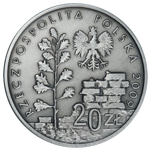 20 zł, 65. rocznica likwidacji getta w Łodzi, 2009