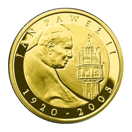 Jan Paweł II 1920 - 2005 100zł Au