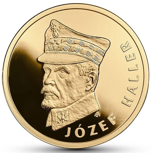 Józef Haller moneta