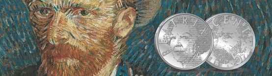 5 Euro, Vincent van Gogh (1853-1890), 2003