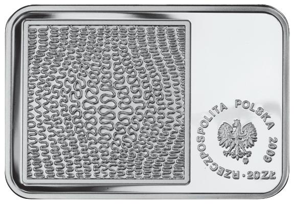 20 zł, Polscy Malarze XIX/XX w.: Władysław Strzemiński (1893-1952), 2009
