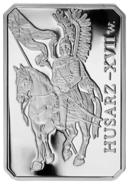 10 zł, Historia Jazdy Polskiej - Husarz XVII w., 2009