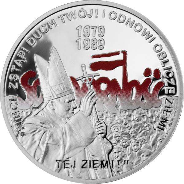 10 zł, Polska Droga do Wolności: Wybory 4 czerwca 1989 roku, 2009