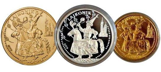 4 Kraki, 82 Kraki i 2808 Kraków, Legendy krakowskie - Legenda o Lajkoniku - Kraków, 2009