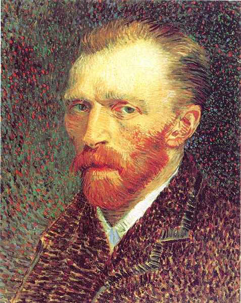 1 dolar, Malarze Świata - Vincent van Gogh (1853-1890), 2007