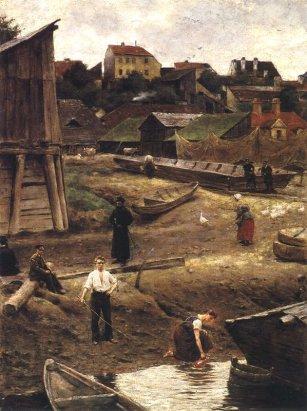 Polscy Malarze XIX/XX w.: Aleksander Gierymski (1850-1901), 2006