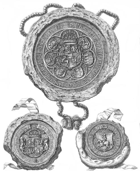 Koronowani Królowie Polski - Aleksander Jagiellończyk (1501-1506) - zestaw złoty, 2009 www.numizmatyczny.pl