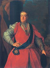 August III Sas numizmatyka
