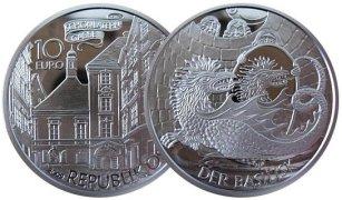 10 Euro, Opowieści i legendy Austrii - Bazyliszek, 2009