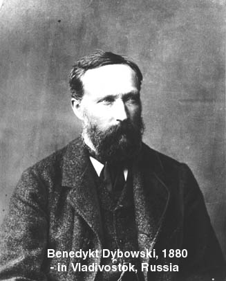 2 zł, Polscy podróżnicy i badacze - Benedykt Dybowski (1833 - 1930), 2010