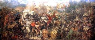 Monety Jan Matejko - obraz Bitwa pod Grunwaldem (1878)