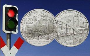 20 Euro, Kolej elektryczna, 2009