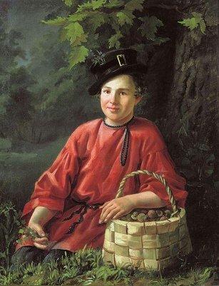 20 rubli, Malarze Świata - Iwan Chrucki (1810-1885), 2010