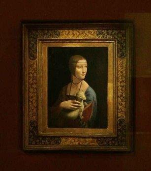5 dolarów, Old masters of Europe - Leonardo da Vinci (1452-1519) - Dama z łasiczką, 2009