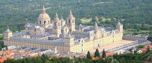 El Escorial - rezydencja kr�la Filipa II w Madrycie