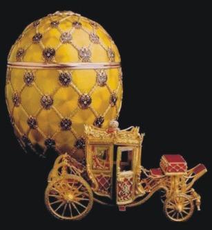 100 $, Historia Jaja Faberge - Jajko Koronacyjne, 2010