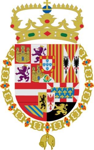 herb króla Filipa II