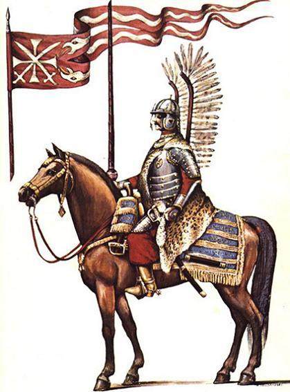 Poland hussar
