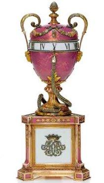 2 $, Historia Jaja Faberge - Jajo Księżnej Malborough