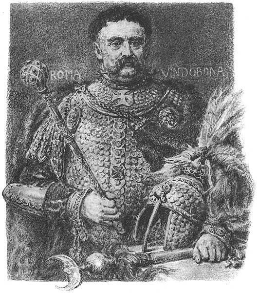 2 zł, Poczet królów i książąt polskich: Jan III Sobieski (1674-1696), 2001