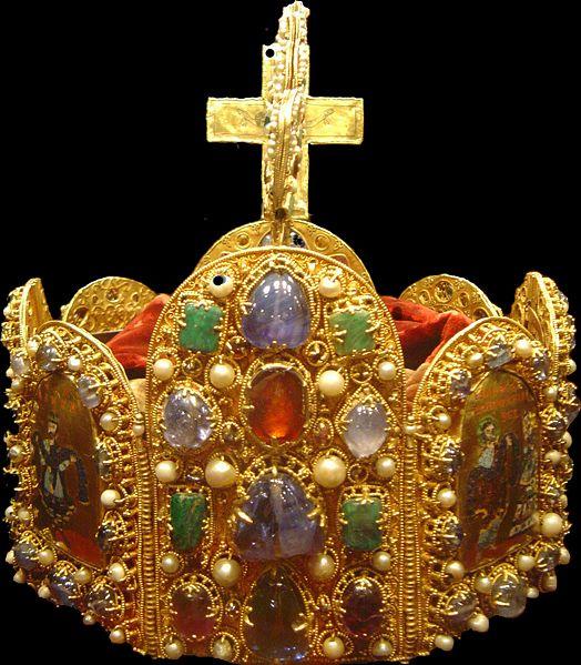 Korony Habsburgów 100 Euro