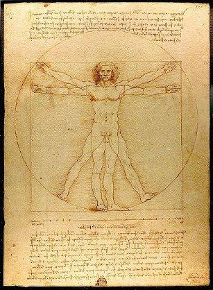 20 dollars, Arcydzieła sztuki - Masterpieces of Art - Leonardo da Vinci - Vitruvian Man (1485-1490), 2010