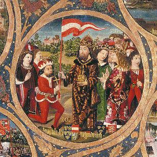 10 Euro, Opowieści i legendy Austrii - Ryszard Lwie Serce (1157-1199), 2009