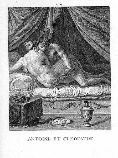 1 $, Słynne historie miłosne - Marek Antoniusz i Kleopatra, 2010