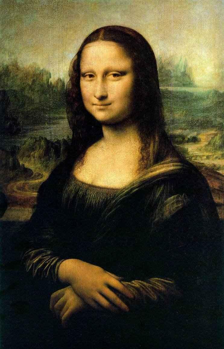 10 dinerów, Malarze Świata - Leonardo da Vinci (1452-1519), 2008