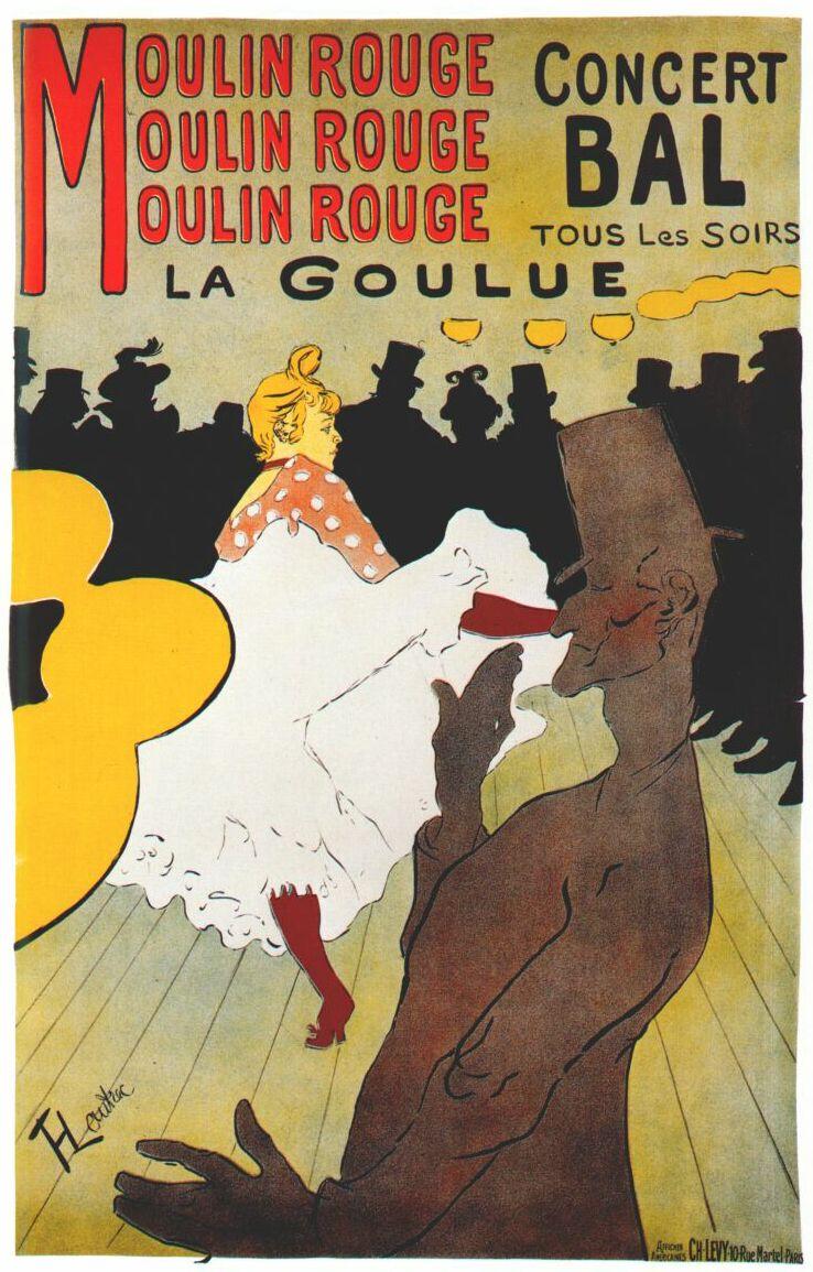 1 dolar, Malarze Świata - Henri de Toulouse Lautrec (1864-1901), 2008