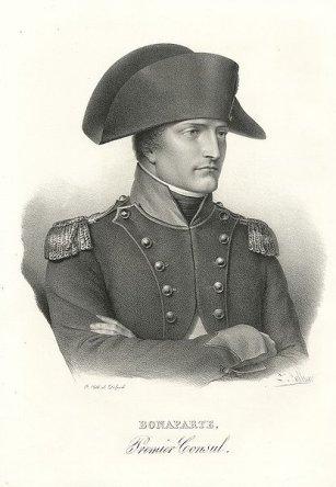 1 dolar, Wielcy wodzowie - Napoleon Bonaparte (1769-1821), 2010