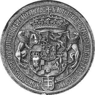 Pieczęć króla Jana Olbrachta