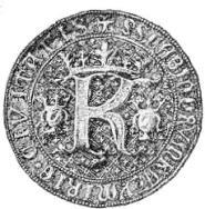 Pieczęć Krakowa z XV wieku