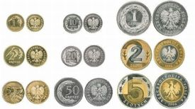 All Bank Notes And Coins Must Have An Eagle With A Crown Old Prl Ones Had Without No In Cur Circulation Are Made Of Pure