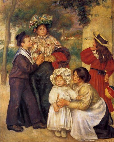 10 dinerów, Malarze Świata - Pierre Auguste Renoir (1841 - 1919), 2008