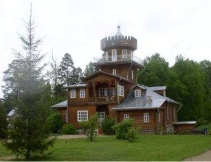 Dacza Repina w Zdrawniowie (Białoruś)