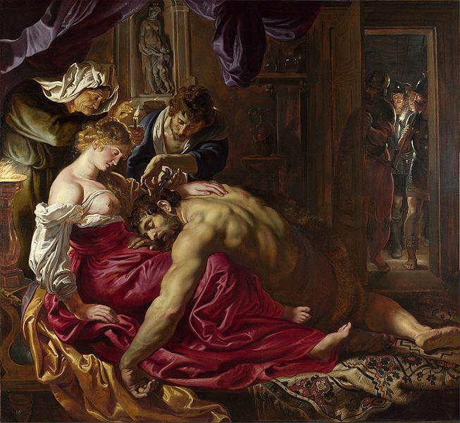 1 $, Słynne historie miłosne - Samson i Dalila, 2010