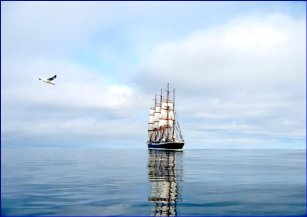 20 rubli, Żaglowce Świata - Dar Pomorza, 2009