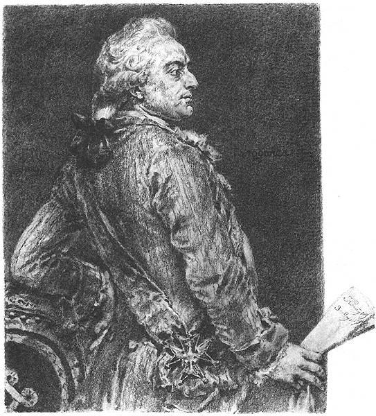 Złoto Poczet królów i książąt polskich Stanisław August Poniatowski (1732-1798)