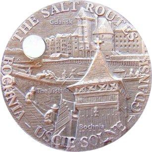 The Salt Routes - Solne Drogi: Bochnia - Uście Solne - Gdańsk