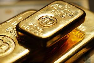 złota sztabka Mennica Polska